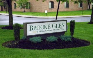 Brooke Glen Signage