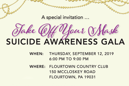 Suicide Awareness Gala